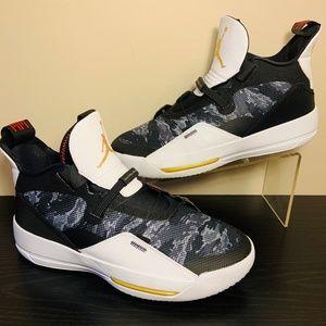 Nike Air Jordan XXXIII 33 Tiger Camo Basketball